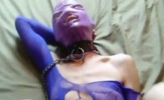 Slave Nancy crawling for my dick