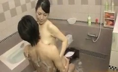 Charming Oriental milf makes a dick explode with pleasure i