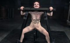 Caned bdsm submissive punished harshly