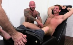 Male penis exam gay porn masturbate Connor Maguire Jerked &