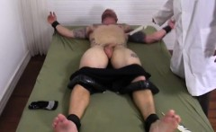 Kyler moss foot woody gay Clint Gets Naked Tickle Treatment
