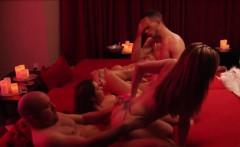 Amateur swinger reality show fucking group orgy