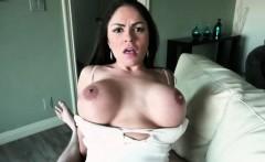 Hot busty Latina Marta LaCroft fucked from behind