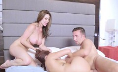 Hot Chicks Get Anal Poking From Hung Driver