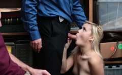 Shoplyfter- Watching My GF Fuck The SecurityGuard