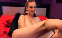 Hot milf showing all she's got just for you