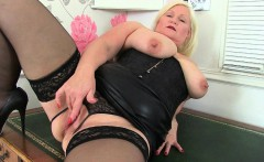 British milfs Jayne Storm and Lacey Starr need to get off