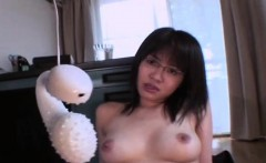 Rika Kitano is the beautiful Japanese with small tits and