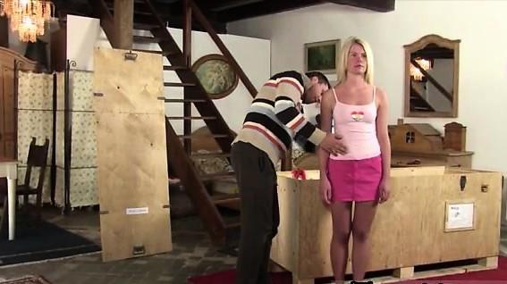 Teen Teacher Threesome Desperate For A Gf He Picks The Woman
