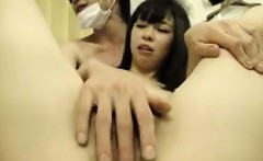 Dazzling Asian babe sucks and fucks a hard prick with great