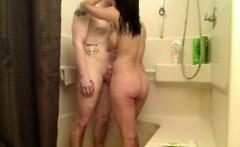 Fucking Under Shower