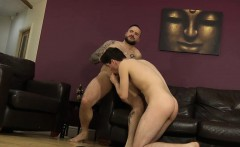 Horny pierced daddy Gabriel needs a horny twink to cum and