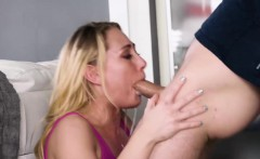 Michael sneakily fuck Carter's pussy