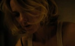Naomi Watts and Sophie Cookson in sex scenes