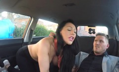 Big cock examiner bangs driving student