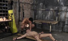 Dmitry Osten and David Paw mouth fuck and ass licking