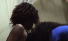 Delicate Ebony Girls Like To Smash The Juice Out Of Those