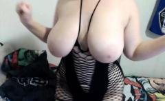 Lapdance by czech BBW with super big boobs