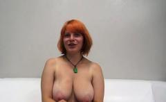 Big Tits Teen Casting With Cumshot