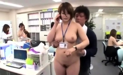 Crazy amateur girls touching boobs in public for money