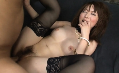 Dirty and busty babe flaunting and - More at javhd.net