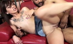 Hot girl is riding his hard bbc