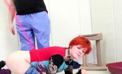Russian brutal xxx Cummie, the Painal Cum Cat