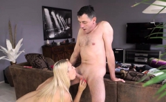 DADDY4K. Skillful dad shares sexual experience with son's...