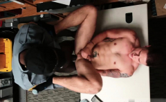 Hot naked male cops gay Petty Theft.