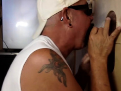 Married Guy Gets Gay Blowjob