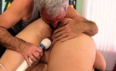 Masseur Pleasures Mature BBW Lady Lynn