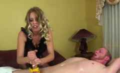 Britney Amber is a professional masseuse who likes kinky