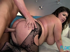 Bbw Kc Parker Oiled Up