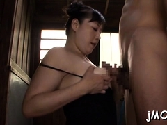 Salacious Mature Girlie Name Koitoka's Cunny In Sex Action