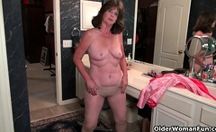 An older woman means fun part 173