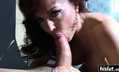 Vanessa wants to ride a big cock