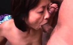 Asian mature bdsm
