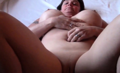 Busty cheating Milf having sex with the neighbor