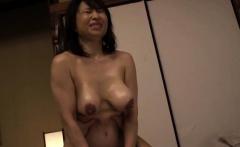 Mature MILF Kozue Tokita and Her Hanging Hooters
