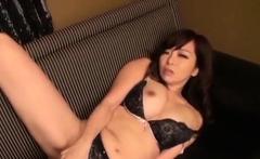Busty Asian Christian Jolie Masturbate
