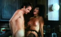 Fuck Vintage Milf In The Kitchen