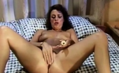 Southern Housewife Masturbates With Her