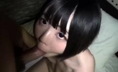 Amateur asian stepsister teen